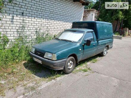 Зелений ІЖ 2717 (Ода), об'ємом двигуна 1.6 л та пробігом 200 тис. км за 1000 $, фото 1 на Automoto.ua