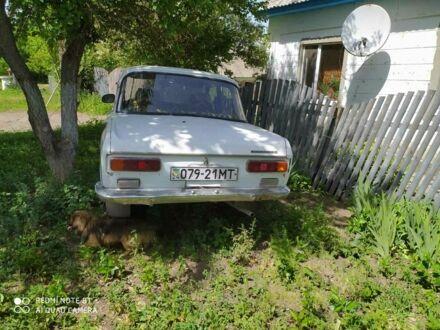 Білий ІЖ 412, об'ємом двигуна 1.3 л та пробігом 1 тис. км за 179 $, фото 1 на Automoto.ua