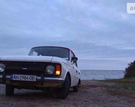 Белый ИЖ 412, объемом двигателя 1.5 л и пробегом 70 тыс. км за 770 $, фото 1 на Automoto.ua