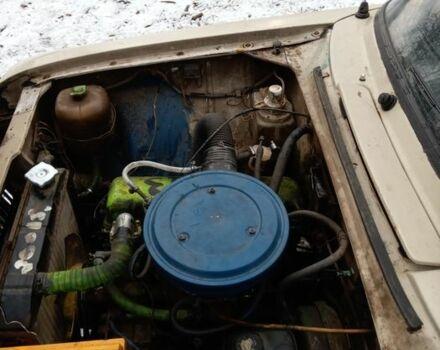 Білий ІЖ 412, об'ємом двигуна 1.6 л та пробігом 70 тис. км за 809 $, фото 1 на Automoto.ua