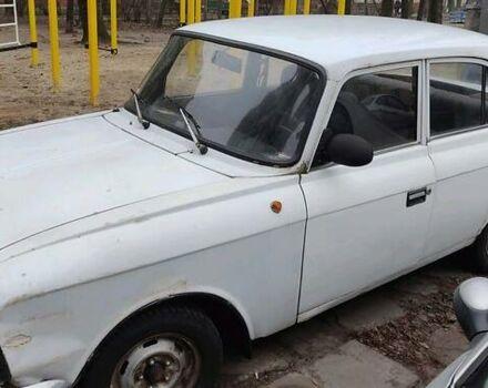 Белый ИЖ 412, объемом двигателя 1.5 л и пробегом 150 тыс. км за 600 $, фото 1 на Automoto.ua