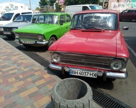 Красный ИЖ 412, объемом двигателя 1.5 л и пробегом 20 тыс. км за 700 $, фото 1 на Automoto.ua