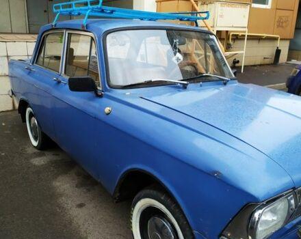 Синий ИЖ 412, объемом двигателя 1.5 л и пробегом 1 тыс. км за 524 $, фото 1 на Automoto.ua