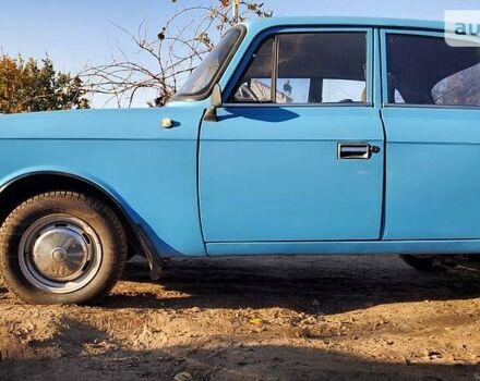 Синій ІЖ 412, об'ємом двигуна 1.5 л та пробігом 2 тис. км за 735 $, фото 1 на Automoto.ua