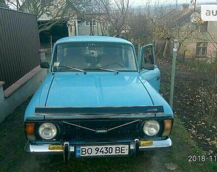 Синий ИЖ 412, объемом двигателя 1.5 л и пробегом 130 тыс. км за 850 $, фото 1 на Automoto.ua