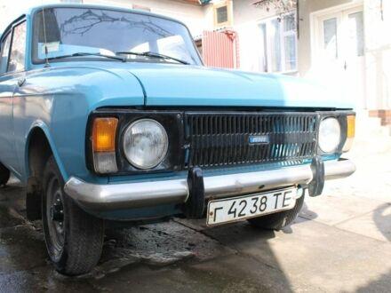 Синій ІЖ 412, об'ємом двигуна 15 л та пробігом 100 тис. км за 900 $, фото 1 на Automoto.ua