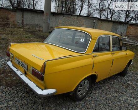 Оранжевый ИЖ 412, объемом двигателя 1.5 л и пробегом 20 тыс. км за 630 $, фото 1 на Automoto.ua