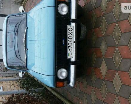 Голубий ІЖ 412, об'ємом двигуна 1.5 л та пробігом 80 тис. км за 600 $, фото 1 на Automoto.ua