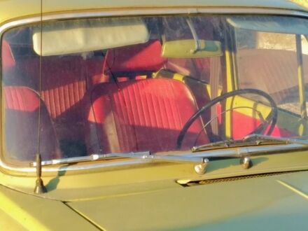Зелений ІЖ 412, об'ємом двигуна 15 л та пробігом 59 тис. км за 1000 $, фото 1 на Automoto.ua
