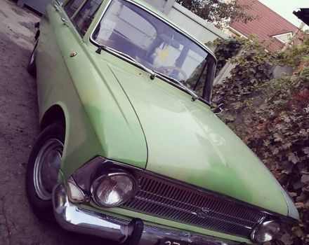 Зеленый ИЖ 412, объемом двигателя 1.5 л и пробегом 25 тыс. км за 700 $, фото 1 на Automoto.ua