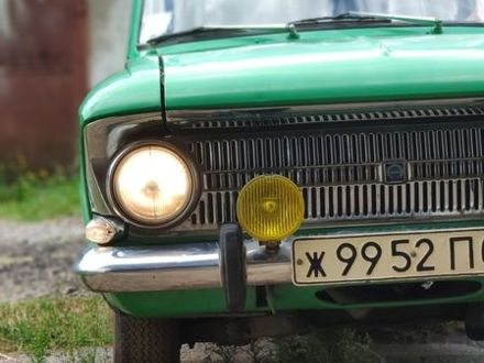 Зелений ІЖ 412, об'ємом двигуна 1.48 л та пробігом 1 тис. км за 572 $, фото 1 на Automoto.ua