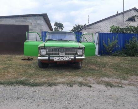 Зеленый ИЖ 412, объемом двигателя 1.5 л и пробегом 32 тыс. км за 458 $, фото 1 на Automoto.ua