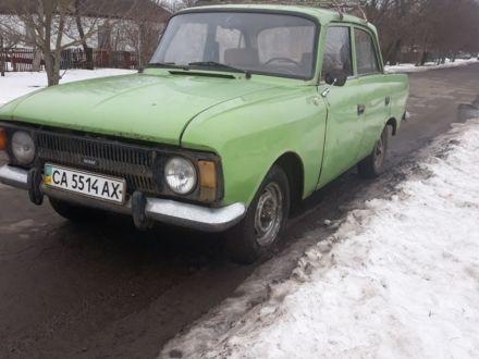 Зелений ІЖ 412, об'ємом двигуна 1.5 л та пробігом 130 тис. км за 580 $, фото 1 на Automoto.ua