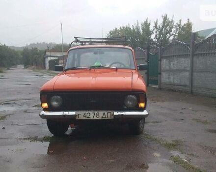 Оранжевый ИЖ 412, объемом двигателя 1.5 л и пробегом 85 тыс. км за 386 $, фото 1 на Automoto.ua