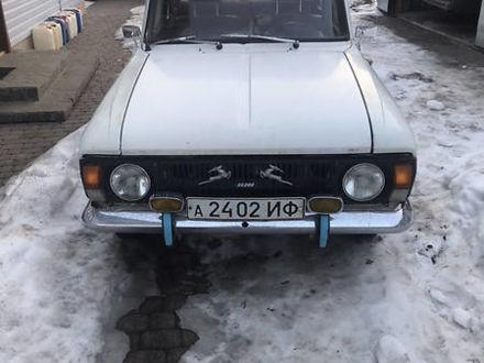 Белый ИЖ 412 ИЭ, объемом двигателя 1.6 л и пробегом 74 тыс. км за 700 $, фото 1 на Automoto.ua