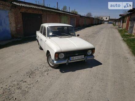 Белый ИЖ 412 ИЭ, объемом двигателя 1.5 л и пробегом 100 тыс. км за 1000 $, фото 1 на Automoto.ua