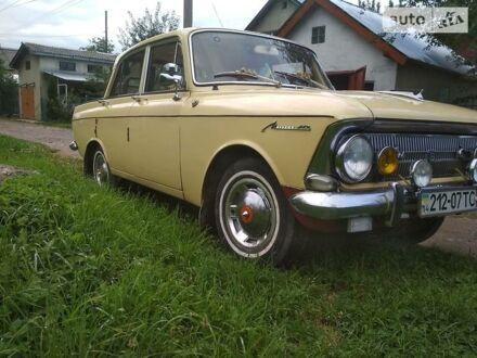 Жовтий ІЖ 412 ИЭ, об'ємом двигуна 1.5 л та пробігом 72 тис. км за 1800 $, фото 1 на Automoto.ua