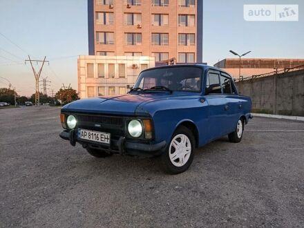 Синій ІЖ 412 ИЭ, об'ємом двигуна 1.5 л та пробігом 100 тис. км за 600 $, фото 1 на Automoto.ua