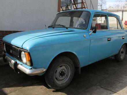 Синій ІЖ 412 ИЭ, об'ємом двигуна 0 л та пробігом 100 тис. км за 750 $, фото 1 на Automoto.ua
