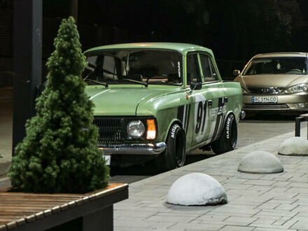 Зелений ІЖ 412 ИЭ, об'ємом двигуна 1.5 л та пробігом 99 тис. км за 999 $, фото 1 на Automoto.ua
