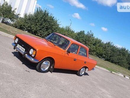 Оранжевый ИЖ 412 ИЭ, объемом двигателя 1.5 л и пробегом 65 тыс. км за 2400 $, фото 1 на Automoto.ua