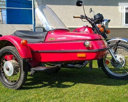 Красный ИЖ Планета 5, объемом двигателя 0.36 л и пробегом 25 тыс. км за 1001 $, фото 1 на Automoto.ua