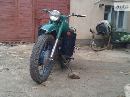 Зеленый ИЖ Планета, объемом двигателя 0.35 л и пробегом 1 тыс. км за 197 $, фото 1 на Automoto.ua