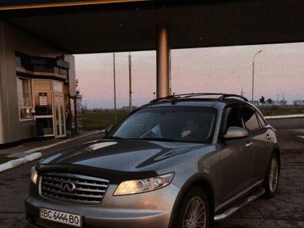 Сірий Інфініті ФХ, об'ємом двигуна 3.5 л та пробігом 1 тис. км за 13000 $, фото 1 на Automoto.ua