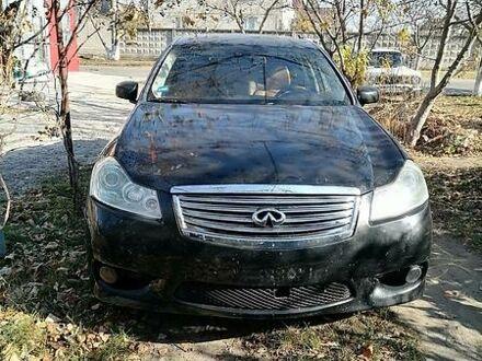 Черный Инфинити M35, объемом двигателя 3.5 л и пробегом 170 тыс. км за 7000 $, фото 1 на Automoto.ua