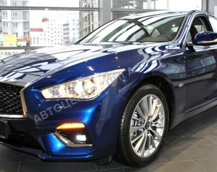 """купити нове авто Інфініті Q50 2021 року від офіційного дилера INFINITI, """"ЛИГА ЛЮКС"""" Інфініті фото"""