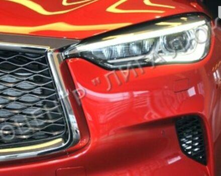 """купити нове авто Інфініті QX50 2020 року від офіційного дилера INFINITI, """"ЛИГА ЛЮКС"""" Інфініті фото"""