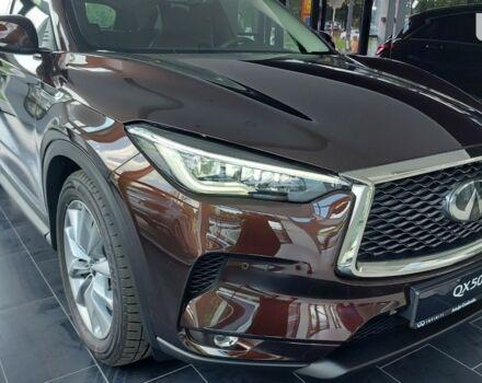 купити нове авто Інфініті QX50 2020 року від офіційного дилера Infinity Харків Інфініті фото