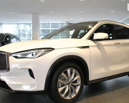 """купить новое авто Инфинити QX50 2021 года от официального дилера INFINITI, """"ЛИГА ЛЮКС"""" Инфинити фото"""