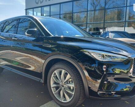купить новое авто Инфинити QX50 2021 года от официального дилера Infiniti Харків Инфинити фото
