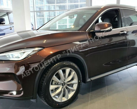 """купити нове авто Інфініті QX50 2021 року від офіційного дилера INFINITI, """"ЛИГА ЛЮКС"""" Інфініті фото"""