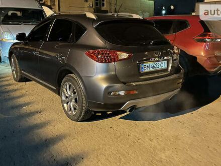 Сірий Інфініті QX50, об'ємом двигуна 3.7 л та пробігом 75 тис. км за 21500 $, фото 1 на Automoto.ua