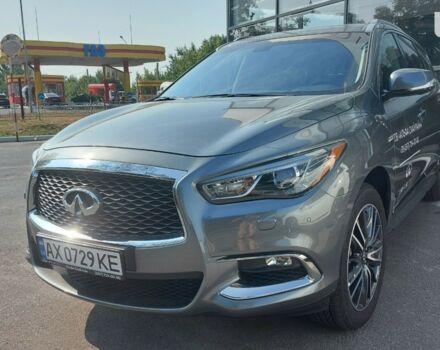 купить новое авто Инфинити QX60 2020 года от официального дилера Infiniti Харків Инфинити фото
