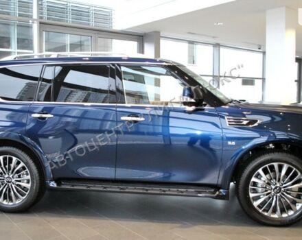 """купити нове авто Інфініті QX80 2021 року від офіційного дилера INFINITI, """"ЛИГА ЛЮКС"""" Інфініті фото"""
