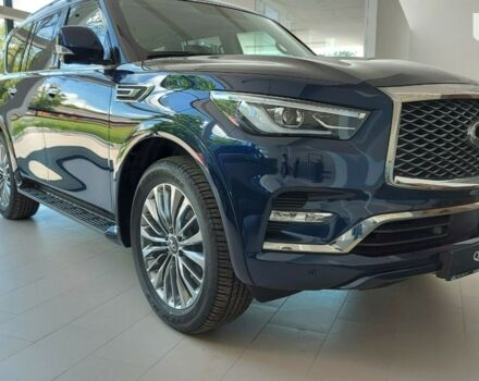 купити нове авто Інфініті QX80 2021 року від офіційного дилера Infinity Харків Інфініті фото