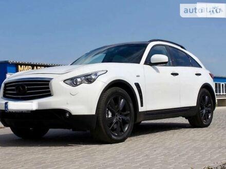 Білий Інфініті FX 30, об'ємом двигуна 3 л та пробігом 78 тис. км за 26500 $, фото 1 на Automoto.ua