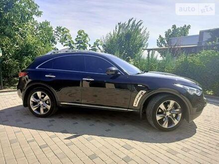 Чорний Інфініті FX 30, об'ємом двигуна 3 л та пробігом 184 тис. км за 20850 $, фото 1 на Automoto.ua