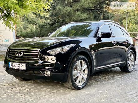 Чорний Інфініті FX 30, об'ємом двигуна 3 л та пробігом 135 тис. км за 21900 $, фото 1 на Automoto.ua