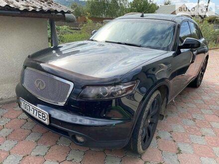 Черный Инфинити FX 45, объемом двигателя 0 л и пробегом 270 тыс. км за 9999 $, фото 1 на Automoto.ua