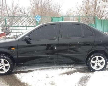 Чорний Іран Ходро Саманд, об'ємом двигуна 1.8 л та пробігом 80 тис. км за 4750 $, фото 1 на Automoto.ua