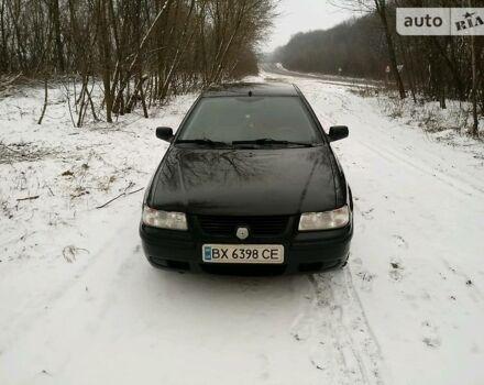 Чорний Іран Ходро Саманд, об'ємом двигуна 1.8 л та пробігом 128 тис. км за 3500 $, фото 1 на Automoto.ua