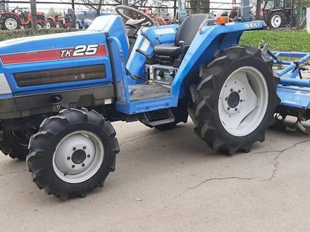 Синий Изеки TК, объемом двигателя 0 л и пробегом 2 тыс. км за 7500 $, фото 1 на Automoto.ua