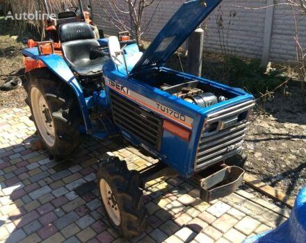 Синій Ізекі ТЮ1700, об'ємом двигуна 0 л та пробігом 1 тис. км за 4714 $, фото 1 на Automoto.ua