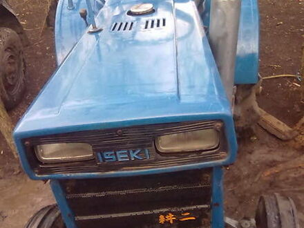 Синий Изеки ТКС1510, объемом двигателя 0.8 л и пробегом 100 тыс. км за 3000 $, фото 1 на Automoto.ua