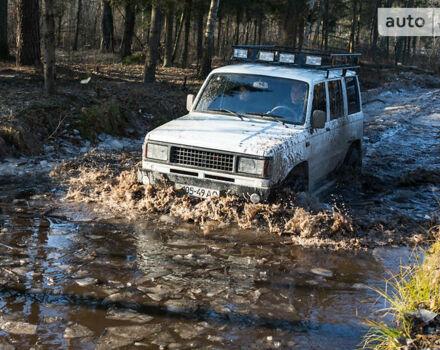 Ісузу Trooper, об'ємом двигуна 0 л та пробігом 280 тис. км за 4600 $, фото 1 на Automoto.ua
