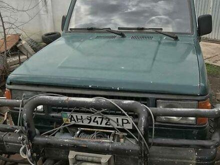 Зеленый Исузу Трупер, объемом двигателя 2 л и пробегом 250 тыс. км за 3500 $, фото 1 на Automoto.ua